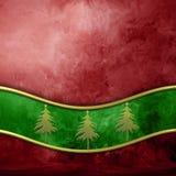 Elegante Weihnachtshintergrundkarte Stockbilder