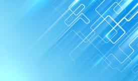 Eleganter blauer Hintergrund Stockfotos