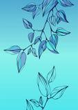 Eleganter Blumenhintergrund Lizenzfreie Stockfotografie
