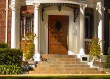 Eleganter Eingang 28 lizenzfreies stockfoto