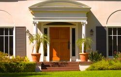 Eleganter Eingang 31 Lizenzfreie Stockfotos