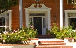 Eleganter Eingang 33 Stockfoto