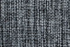 Eleganter grauer Baumwollgewebe-Beschaffenheitshintergrund Lizenzfreie Stockfotografie