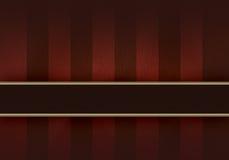 Eleganter hölzerner Hintergrund II Stockfotos