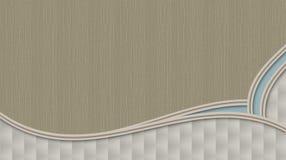 Eleganter Hochzeitshintergrund mit blauen Linien stockfotos
