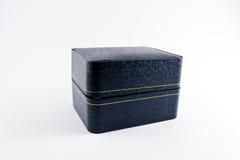 Eleganter Kasten einer Armbanduhr Lizenzfreie Stockbilder