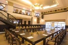 Eleganter Konferenzsaal Stockbild