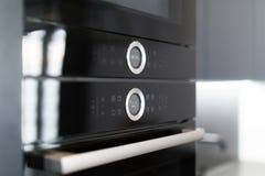 Eleganter Ofen Digital stockbild