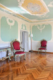 Eleganter Rauminnenraum lizenzfreies stockbild
