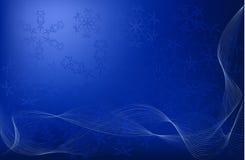 Eleganter Weihnachtshintergrund Lizenzfreie Stockfotografie