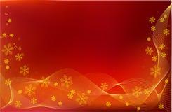 Eleganter Weihnachtshintergrund Lizenzfreie Stockbilder