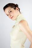 Elegantes junges Mädchen 02 Lizenzfreies Stockfoto