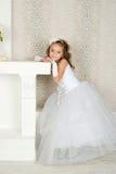 Elegantes Mädchen Lizenzfreie Stockfotos