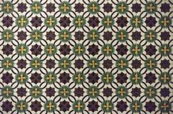 Elegantes mit Ziegeln gedecktes Muster lizenzfreies stockfoto