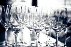 Elegantes Tabellen-Set stockfotos