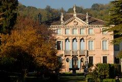 Elegantes und schönes Landhaus gelegen in den Hügel Hügeln in der Provinz von Padua in Venetien (Italien) Stockbild