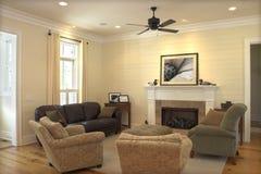 Elegantes Wohnzimmer Stockbilder