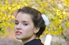 Elegantie en schoonheid Royalty-vrije Stock Fotografie