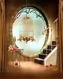 Elegantieruimte Royalty-vrije Stock Foto's