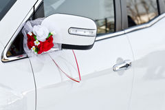 elegantt bröllop för bilberöm royaltyfria bilder