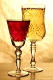 elegantt exponeringsglas Royaltyfri Fotografi