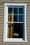 elegantt fönster arkivfoto