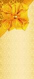 elegantt guld- för bakgrund Royaltyfri Foto