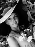elegantt ladybarn royaltyfri foto