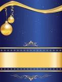 elegantt nytt år för bakgrundsjul Royaltyfri Bild
