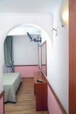 elegantt sovrum Arkivbild