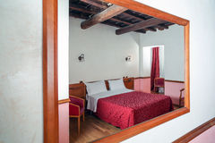 elegantt sovrum Royaltyfri Fotografi