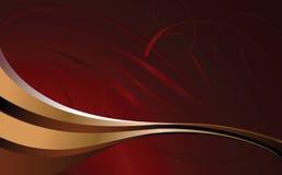 Eleganz-Auslegung-Hintergrund Stockbild