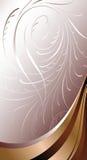 Eleganz-Auslegung-Hintergrund Stockfotografie
