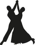 Eleganz couple dancing Royalty Free Stock Images