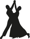 Eleganz pary taniec Obrazy Royalty Free
