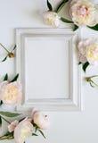 Eleganz romantisches Innersymbol auf einem warmen Hintergrund Lizenzfreies Stockfoto