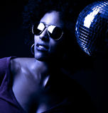 Eleganza della discoteca Fotografie Stock