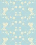 Eleganzmit Blumennahtloses. Lizenzfreies Stockbild