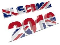 Eleição 2010 ilustração royalty free