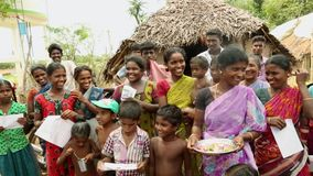 A eleição geral é programada, o CANDIDATO PIRACHARAM de SUYACHI MLA da Índia vídeos de arquivo