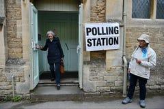 Eleição geral BRITÂNICA Imagem de Stock