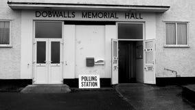 Eleição geral 8 de junho de 2017 BRITÂNICO Imagem de Stock Royalty Free