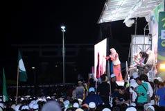 Eleição geral 2013 de Malásia 13a Imagem de Stock