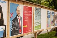 Eleições europeias 2014 em Alemanha Foto de Stock