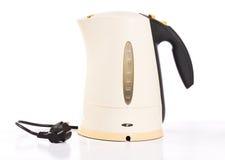 elektric kettle royaltyfri fotografi