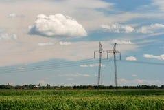 Elektriciteit 03 royalty-vrije stock afbeelding