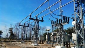 elektriciteit Stock Fotografie