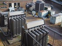 Elektriciteitshulpkantoor Royalty-vrije Stock Foto