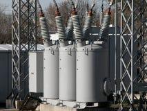 elektricitet Royaltyfria Bilder