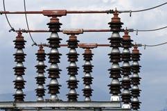 elektricitet Fotografering för Bildbyråer
